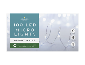 Wholesale Led Battery Operated Micro Lights Bright White | Gem Imports Ltd