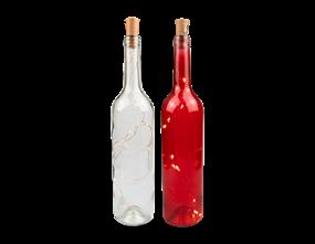Wholesale Wine Bottles With Light Up Cork | Gem Imports Ltd