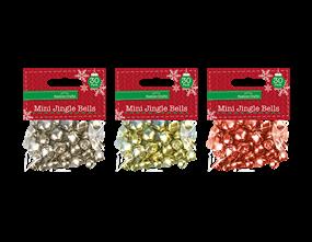 Wholesale Mini Jingle Bells 30 Pack | Gem Imports Ltd