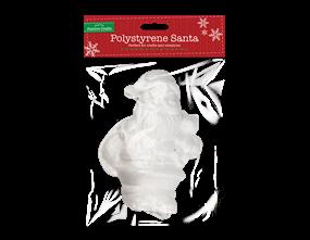 Wholesale Christmas Polystyrene Santa   Gem Imports Ltd