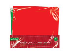 Wholesale Create Your Own Square Greetings Cards Pack | Gem Imports Ltd