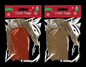 Wholesale Craft Tags 30 Pack | Gem Imports Ltd