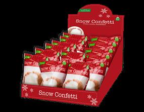 Wholesale Snow Confetti | Gem Imports Ltd
