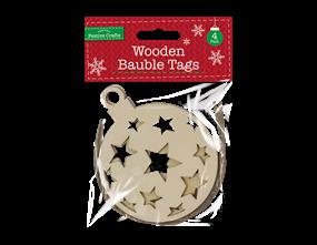 Wholesale Wooden Baubles | Gem Imports Ltd