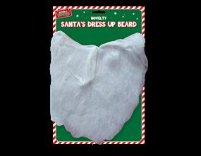 Wholesale Santa's Dress Up Beard | Gem Imports Ltd