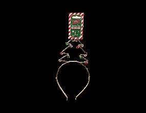 Wholesale Christmas Tree Headband   Gem Imports Ltd