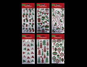 Wholesale 3D Glitter Foam Stickers | Gem Imports Ltd