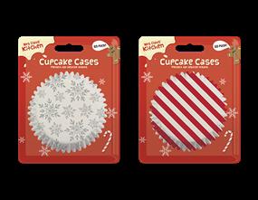 Wholesale Printed Cupcake Cases 60 Pack | Gem Imports Ltd