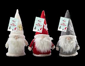 Wholesale Star Hat Gonk Plush 25cm | Gem Imports Ltd