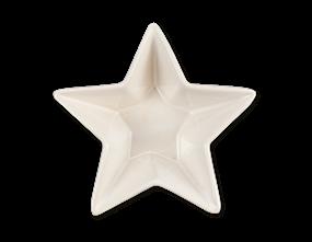 Wholesale Star Ceramic Nibbles Bowl | Gem Imports Ltd