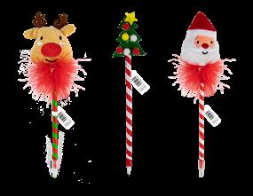 Wholesale 3D Christmas Pen PDQ | Gem Imports Ltd