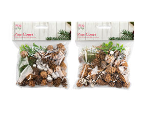 Wholesale Decorative Pine Cone Vase Fillers | Gem Imports Ltd