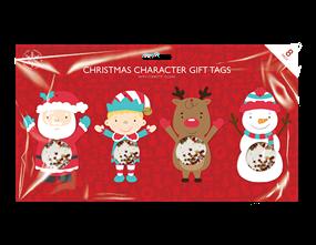 Wholesale Xmas Figures Confetti Tags | Gem Imports Ltd