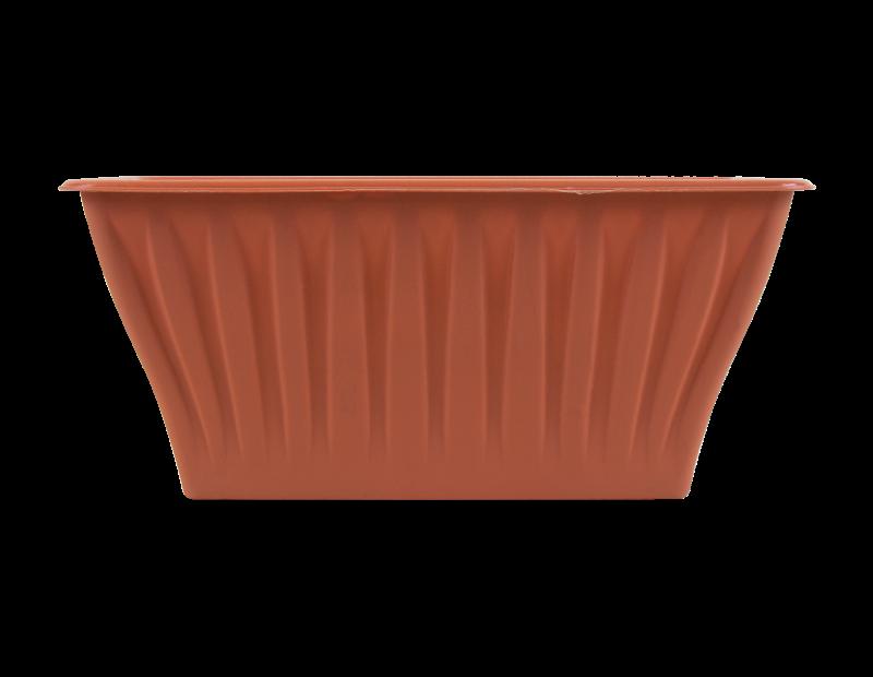 Rectangle Terracotta Planter 32cm