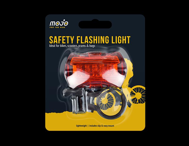 Bicycle Safety Flashing Light
