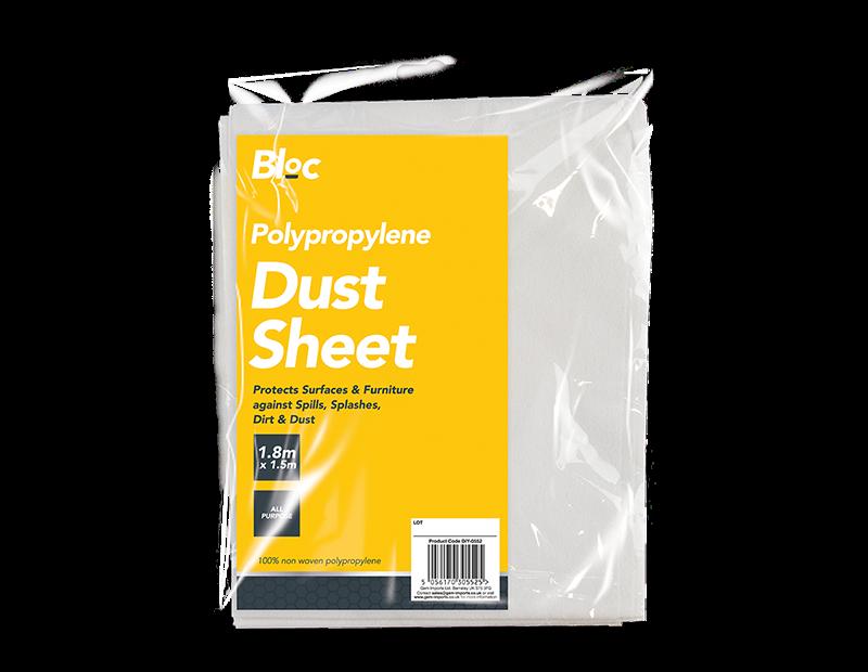 Dust Sheet 1.8m x 1.5m
