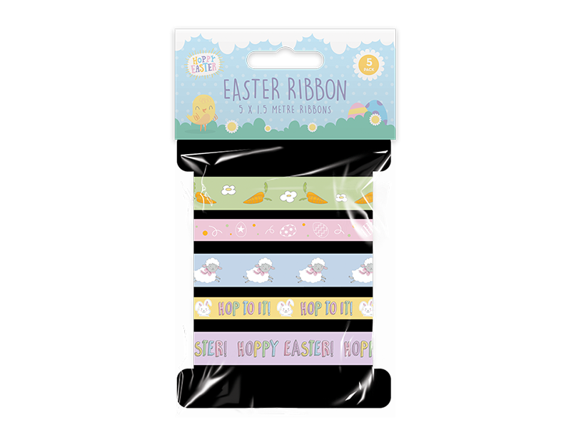 Easter Ribbons - 5 Pack