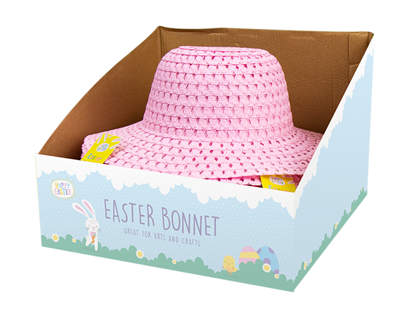 Easter Bonnet With PDQ