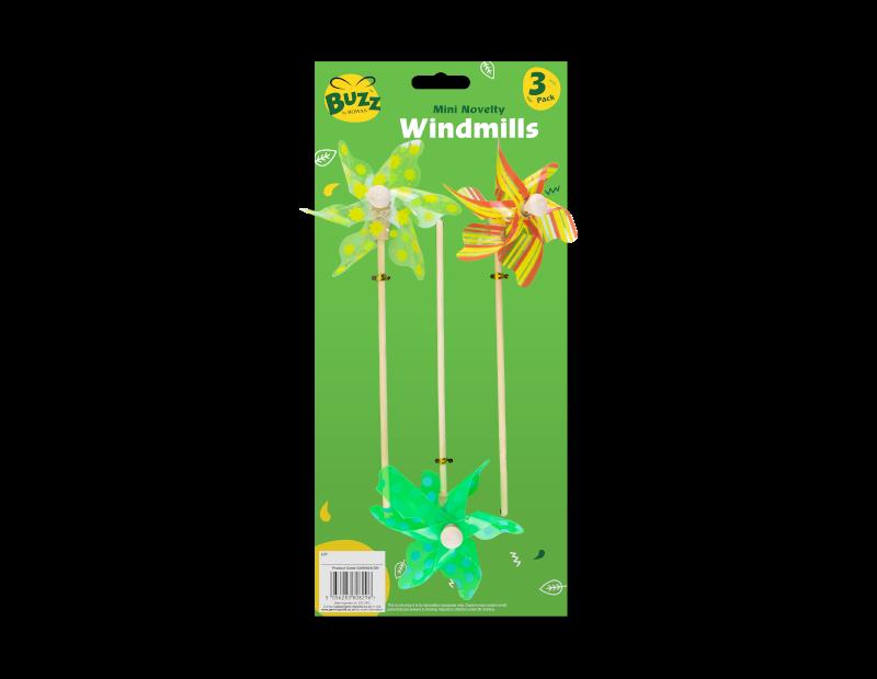 Mini Garden Windmills