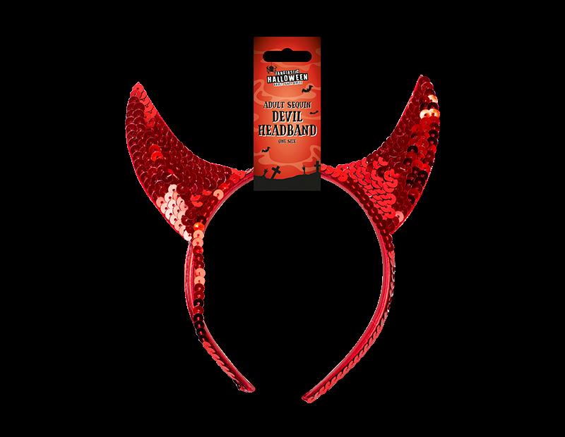 Halloween Devil Headband