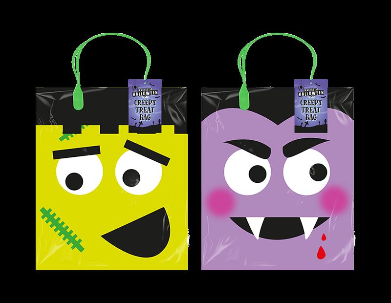 Halloween Trick or Treat Loot Bag