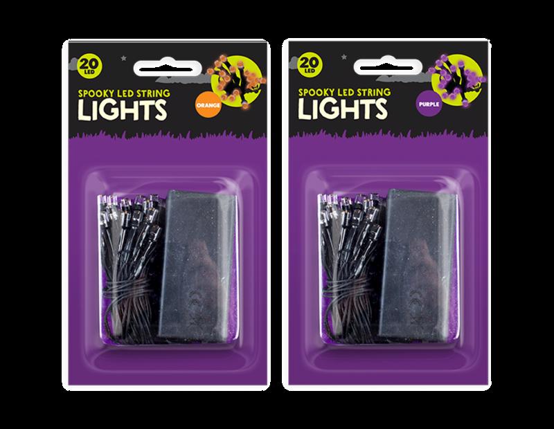 Halloween String Lights - 20 LED