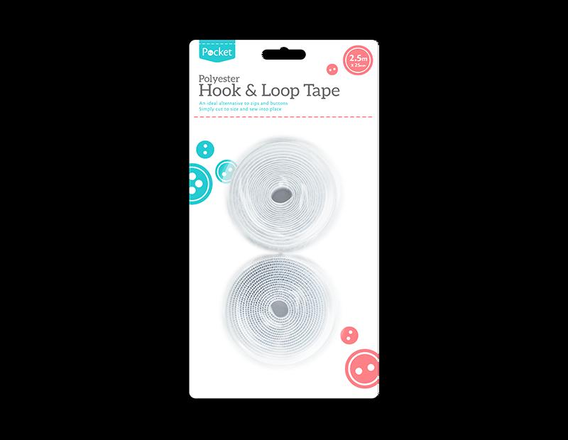 Hook & Loop Tape 2.5m