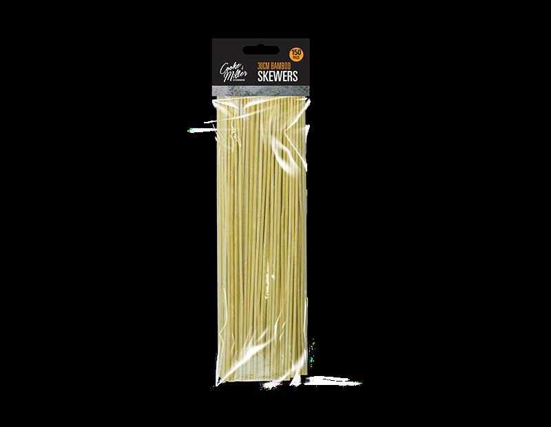 Bamboo Skewers - 150 Pack