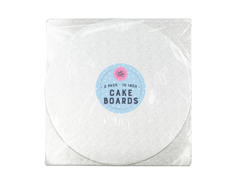 Cake Boards - 2 Pack