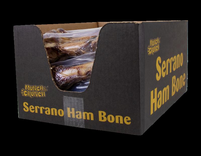 Serrano Ham Bone With PDQ