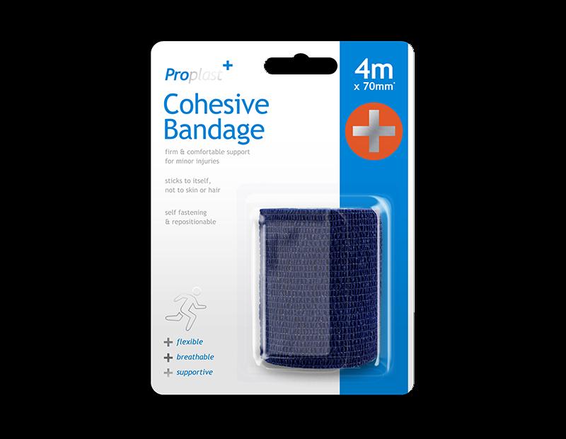 Cohesive Support Bandage 4m