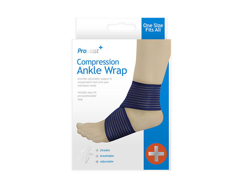 Compression Ankle Wrap