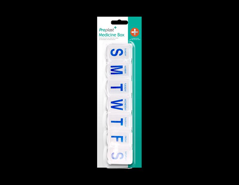 Slim Pill Box - 7 Days