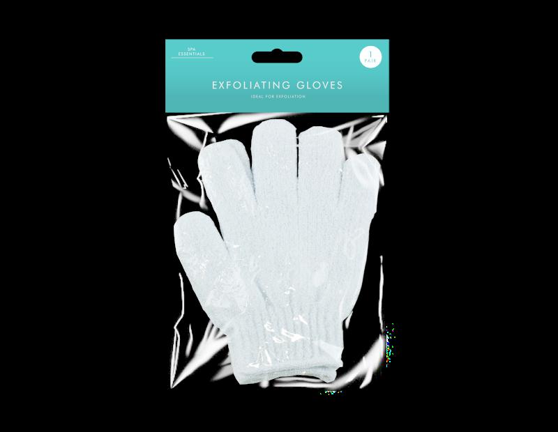 Exfoliating Bath & Shower Gloves