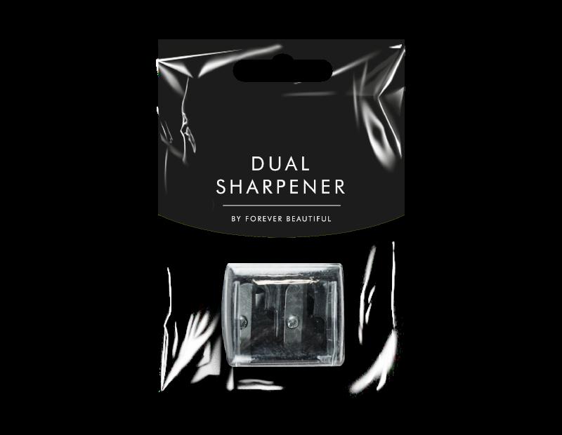 Dual Make Up Pencil Sharpener