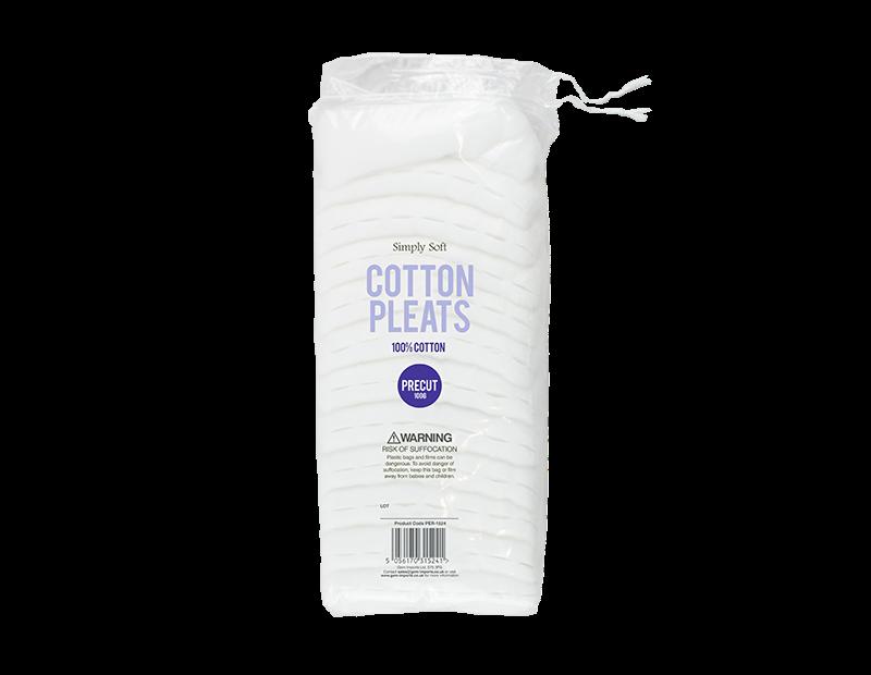 Cotton Wool Pleats 100g