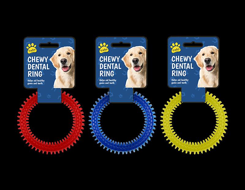 Pet Dental Ring Toy