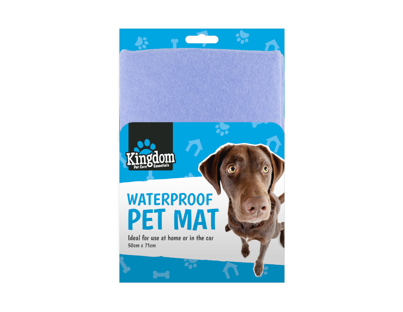Waterproof Pet Mat 50cm x 71cm
