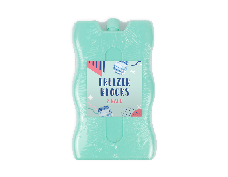 Freezer Blocks - 2 Pack