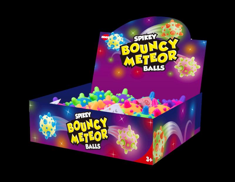 Spiky Bounce Ball