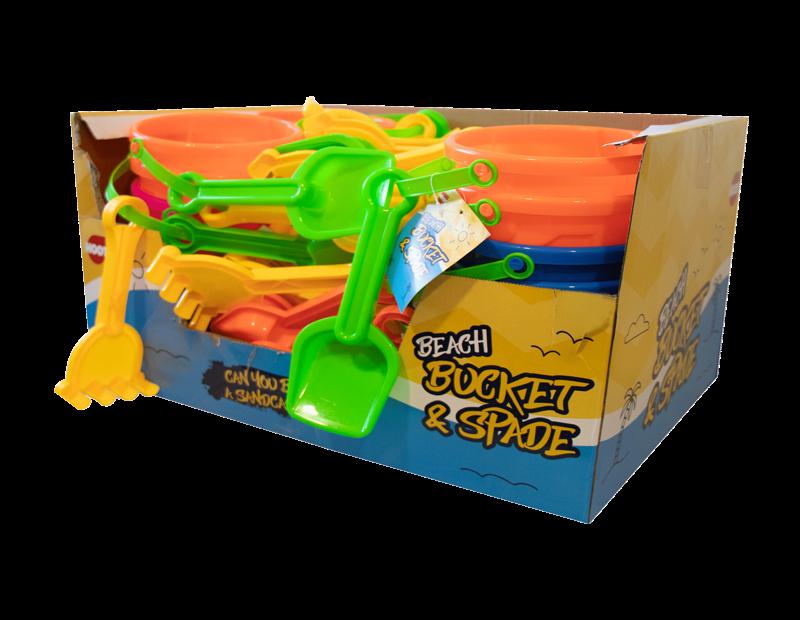 Bucket & Spade Set