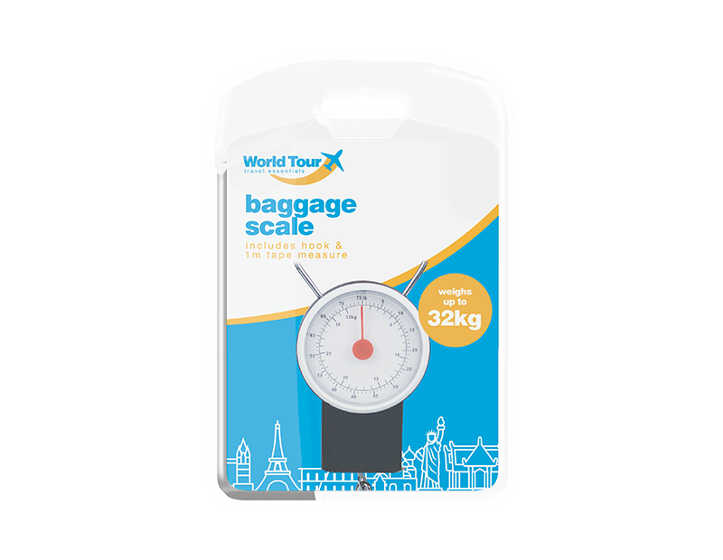 Travel Luggage Scales