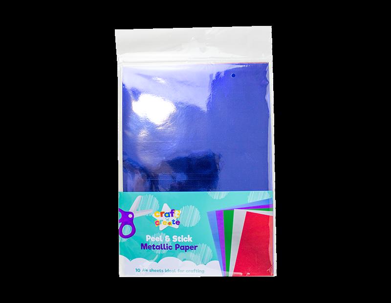A4 Peel & Stick Paper - 10 Pack