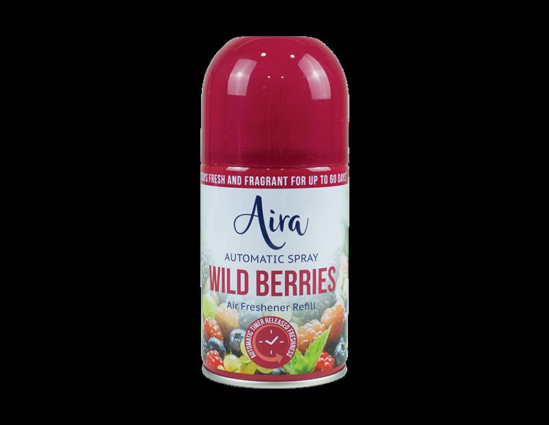 Wild Berries Air Freshener Refill 250ml