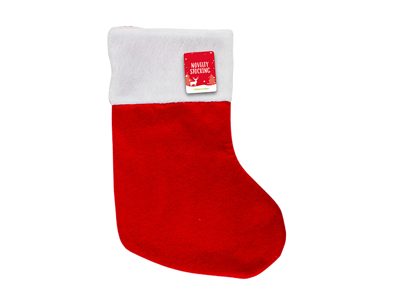 Christmas Santa Stocking